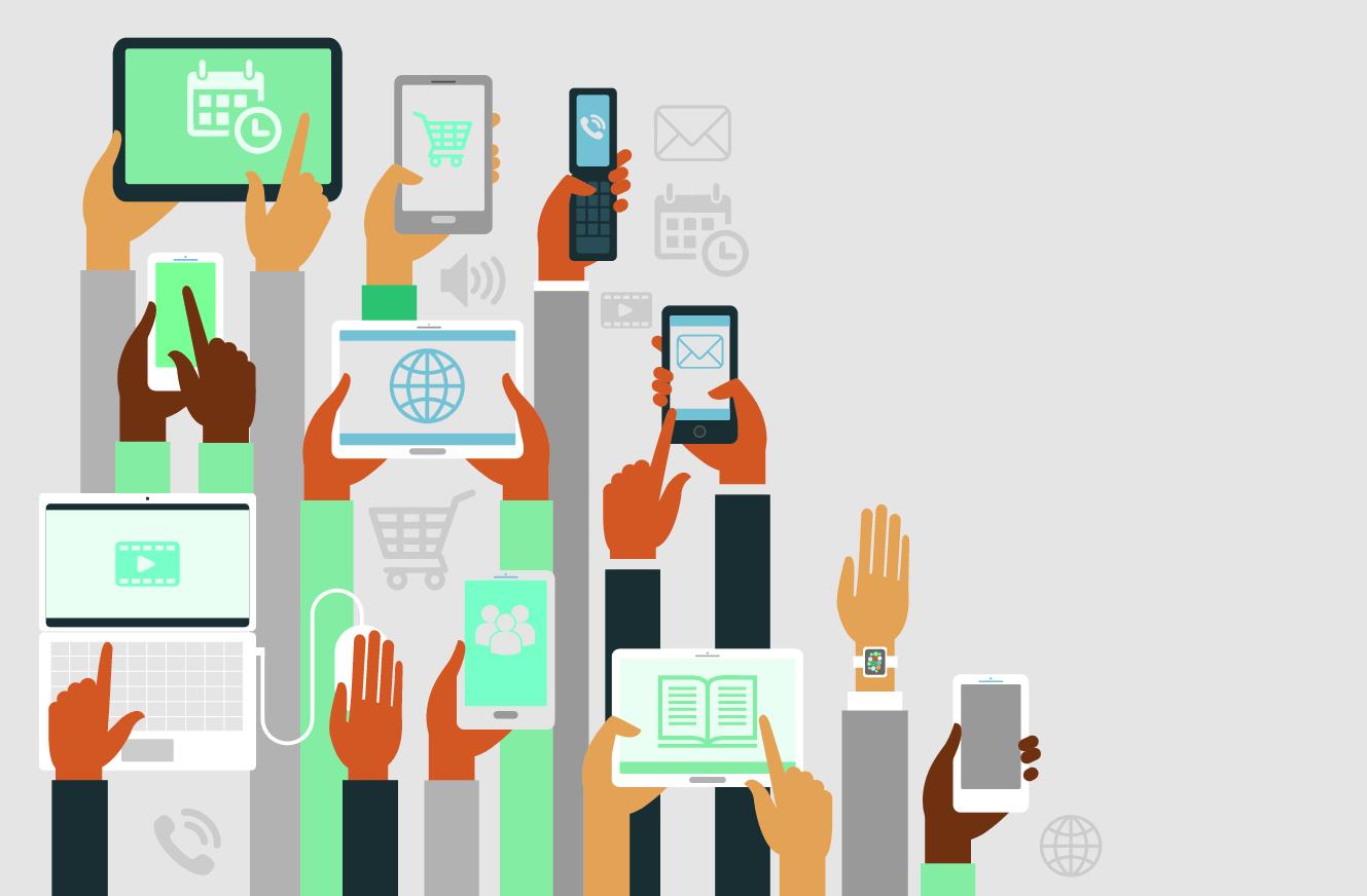 Le digital au centre des interactions humaines